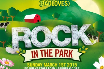 ROCK-in-the-park-TAXIRIDE-POSTER-jan15