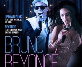 Bruno Beyonce Blue Square