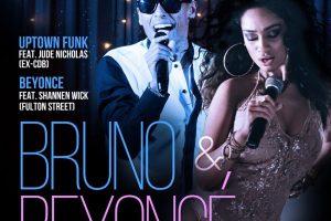 Bruno Beyonce Blue Square
